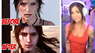 This Tomb Raider Mod Makes Lara Croft Look SO Much Better!