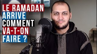 LE RAMADAN ARRIVE, COMMENT VA-T-ON FAIRE ? (+Mérites de Chaâbane)