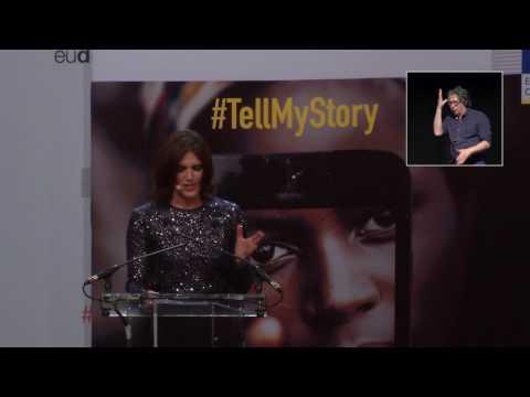 EDD17 - Snapshot - Tell My Story: Lorenzo Natali Media Prize Award Ceremony