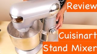 Cuisinart SM-50BC Stand Mixer Review