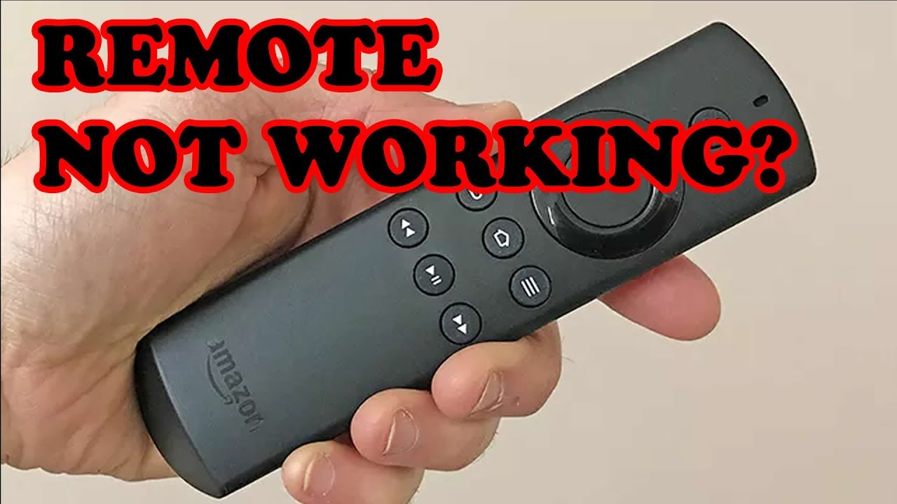 Fix your Amazon Firestick Remote? How to pair your Amazon Firestick FireTV  remote