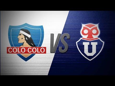 Universidad de Chile VS Colo Colo ¿Quién gana?