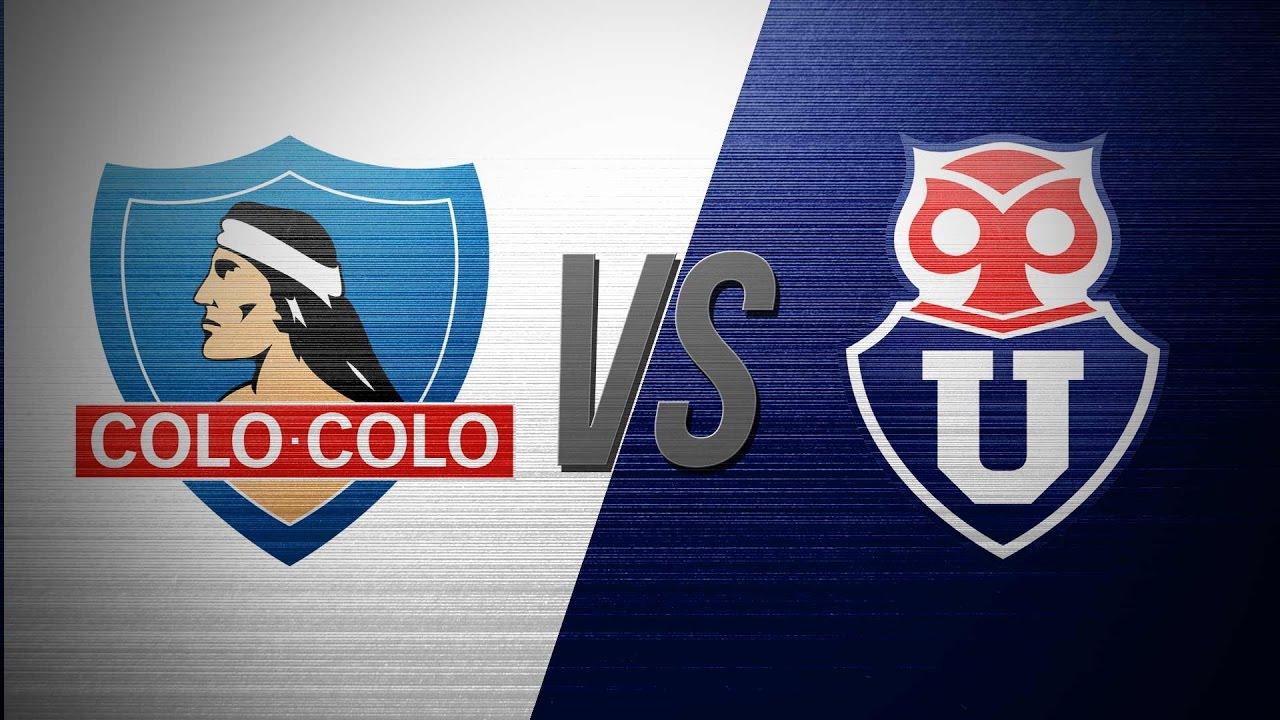 Universidad de Chile VS Colo Colo ¿Quién gana? - YouTube
