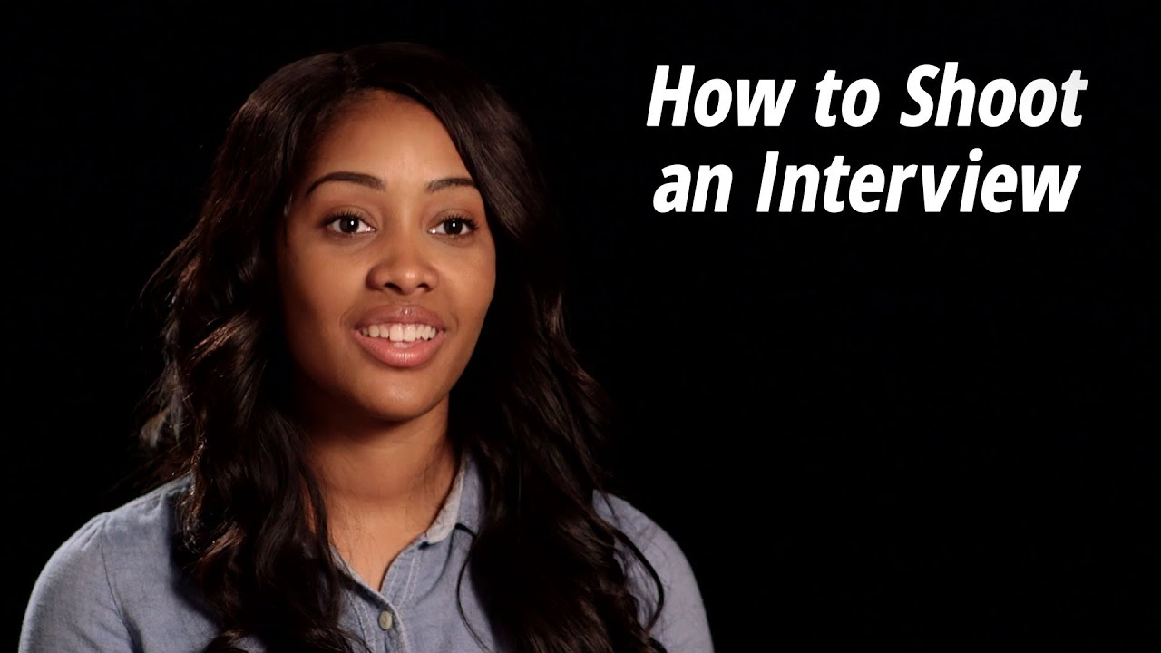Interviews On Creative Living Interior: How To Shoot An Interview