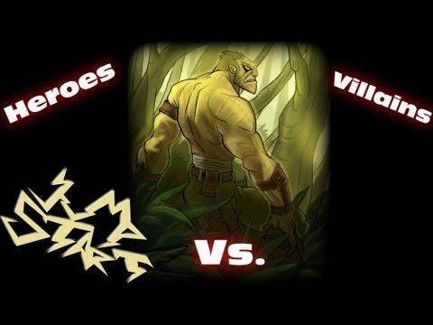 Jump Start - Developer Interview: Leonard Tatum From Tatum Games: Heroes Vs. Villains