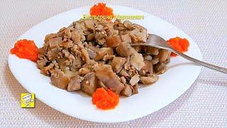 Лёгкий и вкусный рецепт из баклажан Отличный ужин для похудения Приготовит каждый ЕкатеринаМироневич