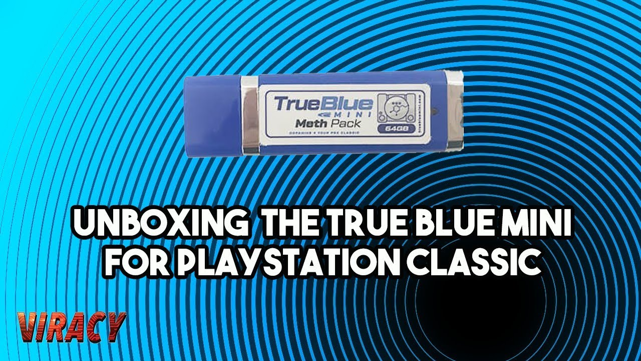 Review: True Blue Mini for PS Classic - Hackinformer
