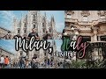 FIRST STARBUCKS IN ITALY | Milan Day Trip