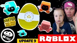 DOMINUS MAZLÍČKOVÉ UPDATE - Dominus Egg! 🐾 Pet Simulator! | Roblox | Tatínek a Barunka CZ/SK