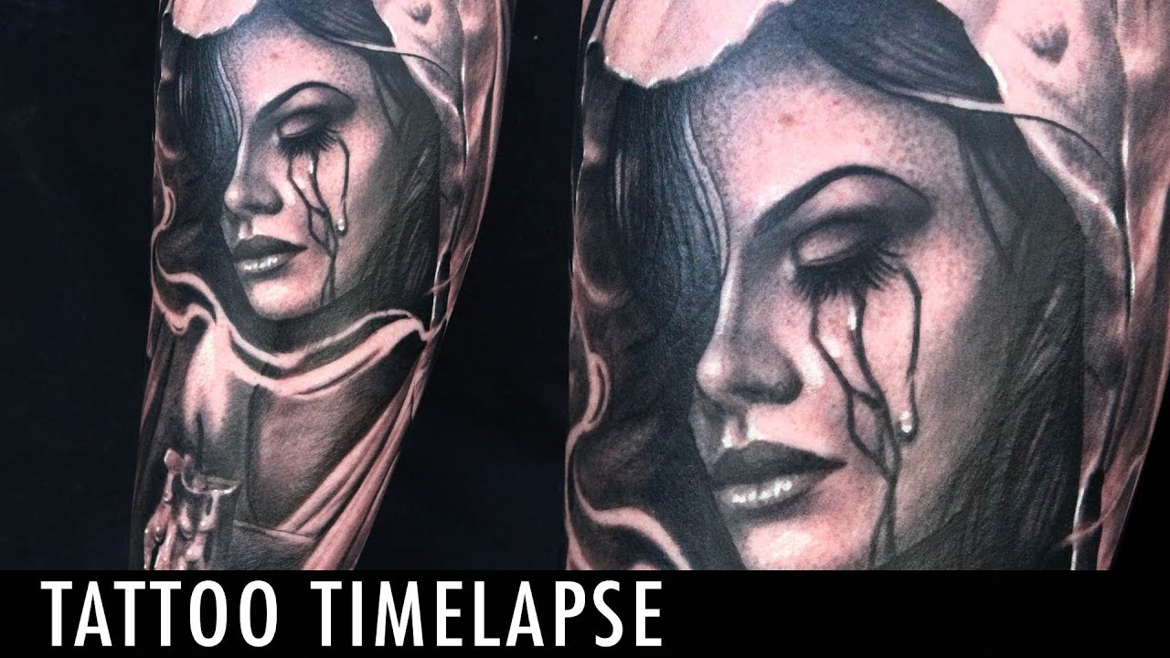 8bba0bf7541d0 Tattoo Timelapse - Alec Rodriguez - YouTube