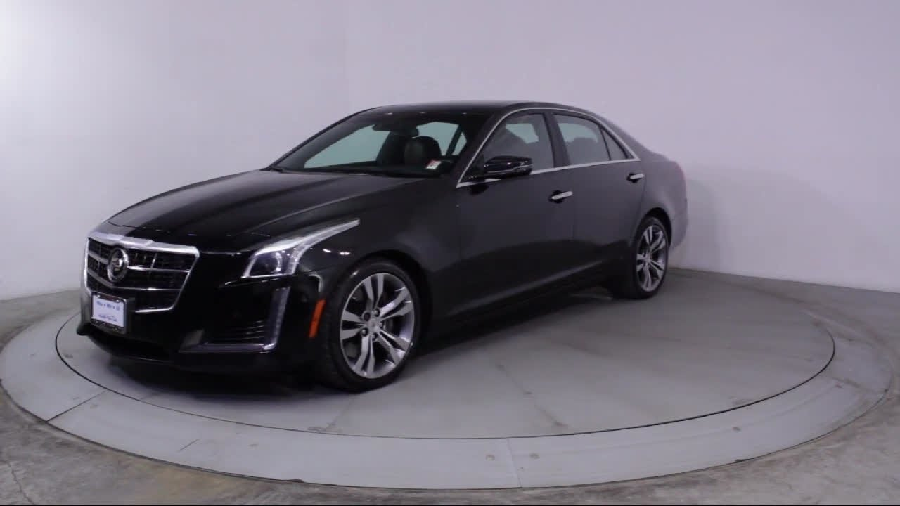 2014 cadillac cts sedan twin turbo vsport premium for sale in miami fort lauderdale. Black Bedroom Furniture Sets. Home Design Ideas