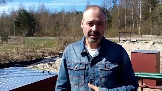 Строительстве АЗС в Усть-Луге, отзыв заказчика