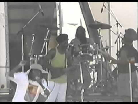 Linval Thompson at the Sierra Nevada World Music Festiwal june 23 2001