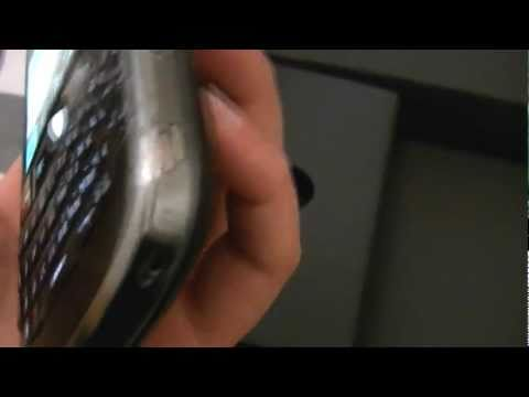 BlackBerry Bold 9000 unboxing/review