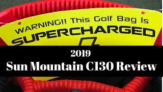 2019 sun mountain C130 review rev2