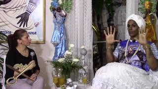Agô entrevista a Iyalorixa Rihanna de Oxala