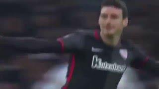 Video Gol Pertandingan Olympique Marseille vs Athletic Bilbao