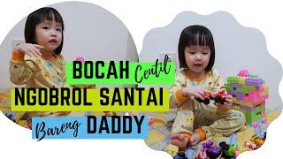 Download Mp3 Pillow Talk: Bocah Centil Ngobrol Santai Bareng Daddy | Ngobrol Santai Sama Anak