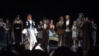 """Закрытие мюзикла """"Призрак Оперы"""" в Москве"""