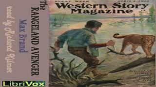 Rangeland Avenger   Max Brand   Westerns   Soundbook   English   5/5