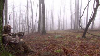 Upside Down Outdoors- Huge Gobbler Strutting- Spring Turkey Season