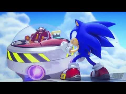 Sonic Lost World - Opening[CGI]