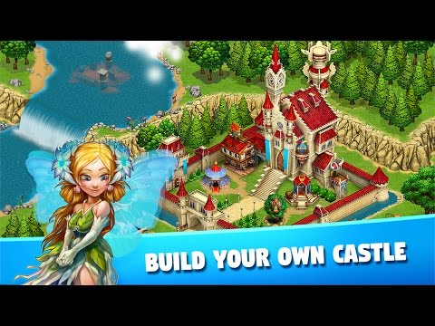 Fairy Kingdom World Of Magic Apps On Google Play