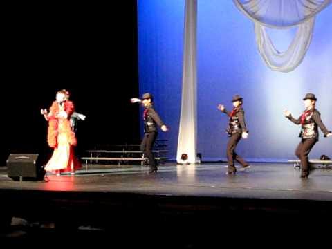 'Save The Last Dance For Me'  by Kyoko Nakamura & Hama Dancers