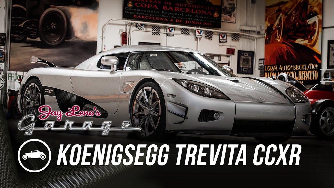 Koenigsegg Trevita Ccxr Jay Leno S Garage Youtube
