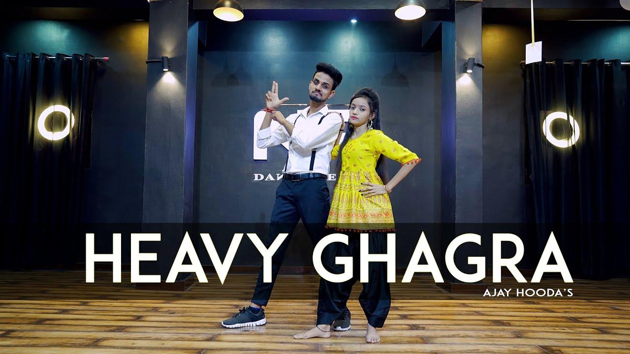 Heavy Ghagra Dance Video   Ajay Hooda   Haryanvi Song   Nritya Performance