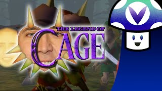 [Vinesauce] Vinny - The Legend of Cage: Beneath the Mask