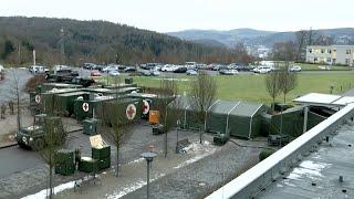 Mobiles OP-Zentrum für Kinderklinik Siegen