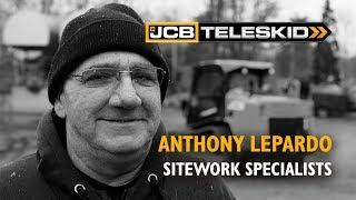 JCB Teleskid Reaching New Heights  - Sitework Specialists Testimonial