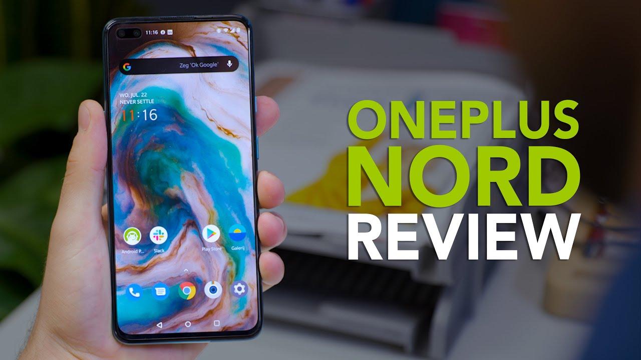 OnePlus Nord review: de juiste richting in het middensegment