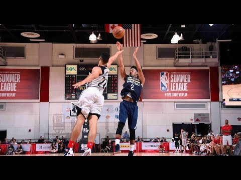 Full Highlights: Atlanta Hawks vs New Orleans Pelicans, MGM Resorts NBA Summer League | July 12