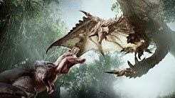 23 Minutes of Monster Hunter World Single-Player Gameplay