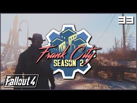 The End of Frank City | Fallout 4 Sim Settlements [Modded] Episode 33