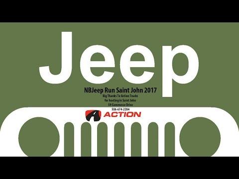 NB Jeep Run 2017 Saint John