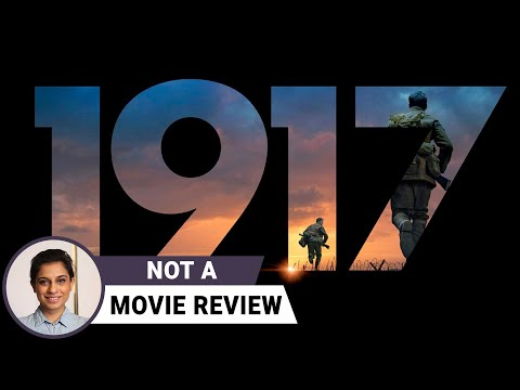 1917 | Not A Movie Review by Sucharita Tyagi | Sam Mendes | Benedict Cumberbatch