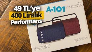 A101'den 49 TL'ye kablosuz hoparlör alırsanız ne olur?