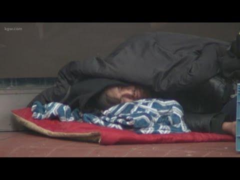 Oregon Ranks Second Highest In Homelessness
