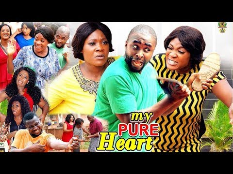 My Pure Heart 7&8 New Movie 2019 Latest Nigerian Nollywood Movie Full HD