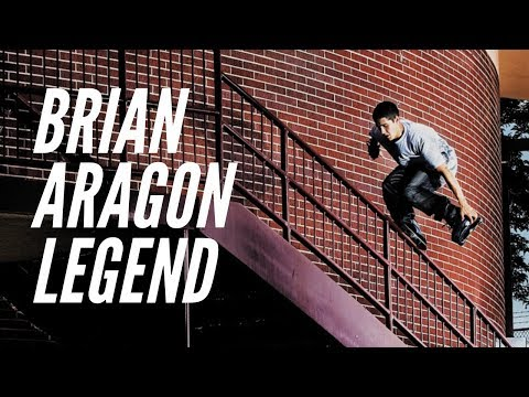 Brian Aragon - The Legend of Rollerblading [MUST SEE!]