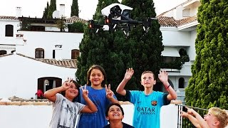 Inspire 1 Adventures: Flying With Kids & Channel Updates!