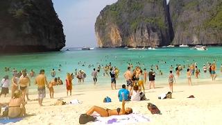 4K Thailand Phuket Phi Phi Island Hong Kong Singapore Bangkok Timelapses 2017