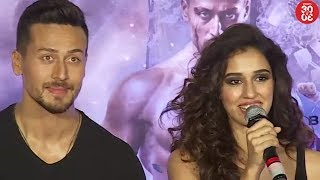 Tiger & Disha Praise Each Other's Performance In 'Baaghi 2' | Disha's Views On Tiger's New Look
