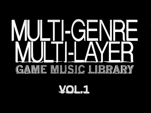 Video Game Music Library Vol1
