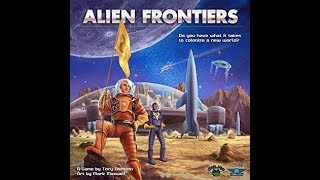 YouTube video Learn to Play: Alien Frontiers