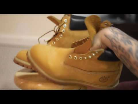 How to Clean and Restore Wheat Timberlands boots | Best way 100%