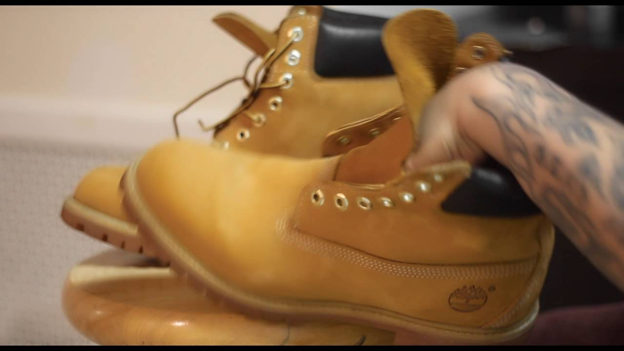e0e18a521a 5 Proven Methods to Clean Your Timberland Boots! Make Them Look New Again!  | BOOTMOODFOOT